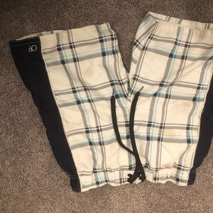Men's OP swimming trunks 32-34 great condition